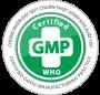 Sản phẩm được sản xuất tại nhà máy đầu tiên đạt tiêu chuẩn Thực hành Sản xuất tốt GMP WHO tại Việt Nam.